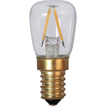LED-lampa Star Trading Filament E14 Soft Glow 2-pack
