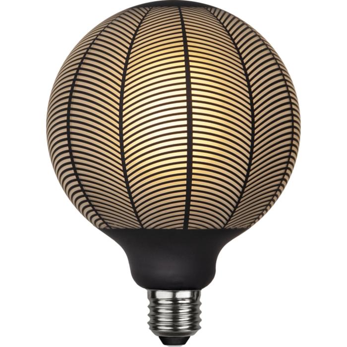 LED lampa Star Trading Graphic Diamond E27 G95 366 42