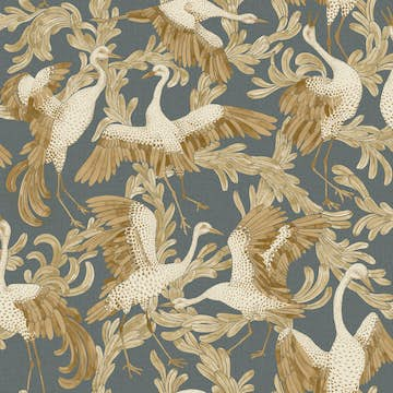 Tapet Engblad & Co Modern Spaces Dancing Cranes Special Edition 4581