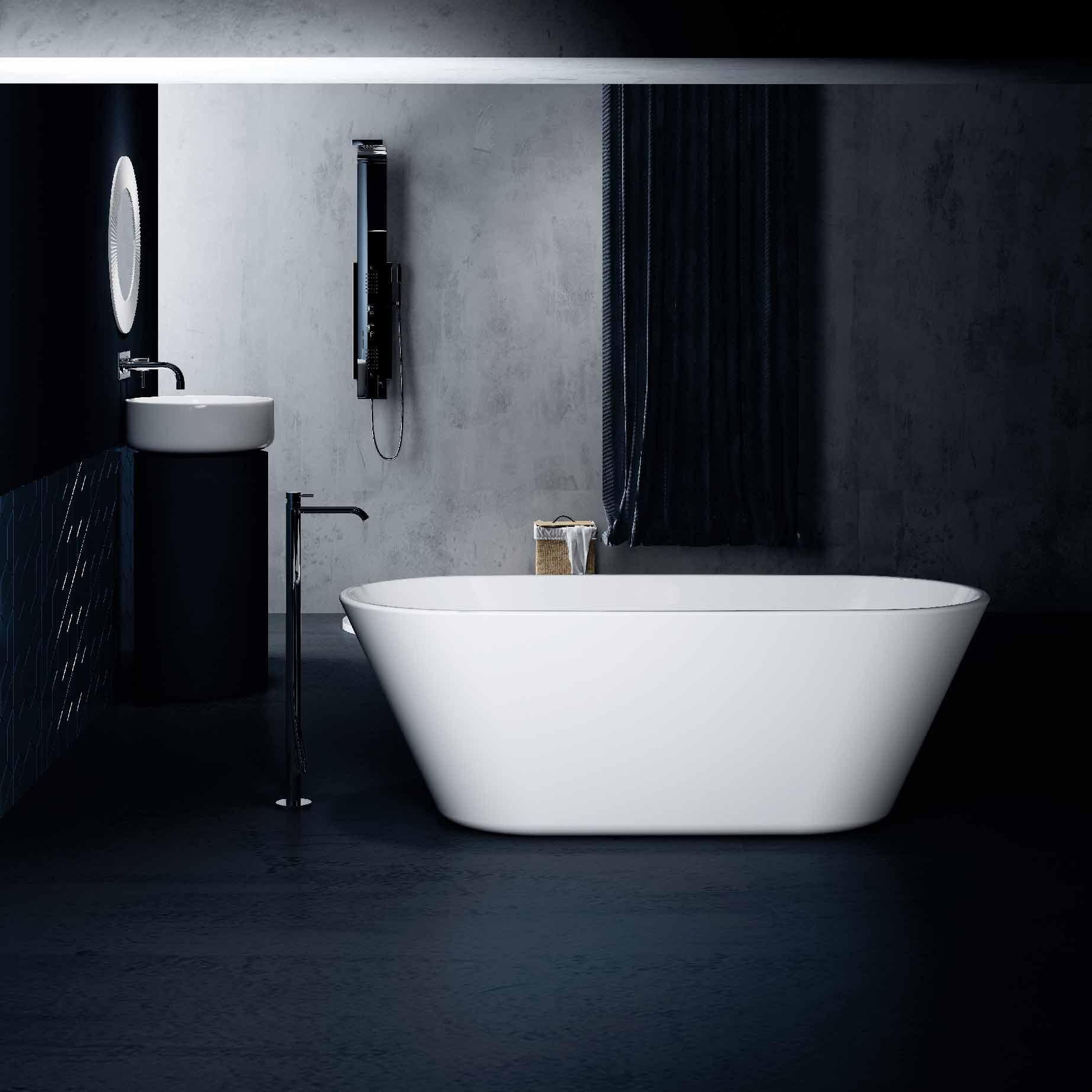 billiga badkar 150 cm