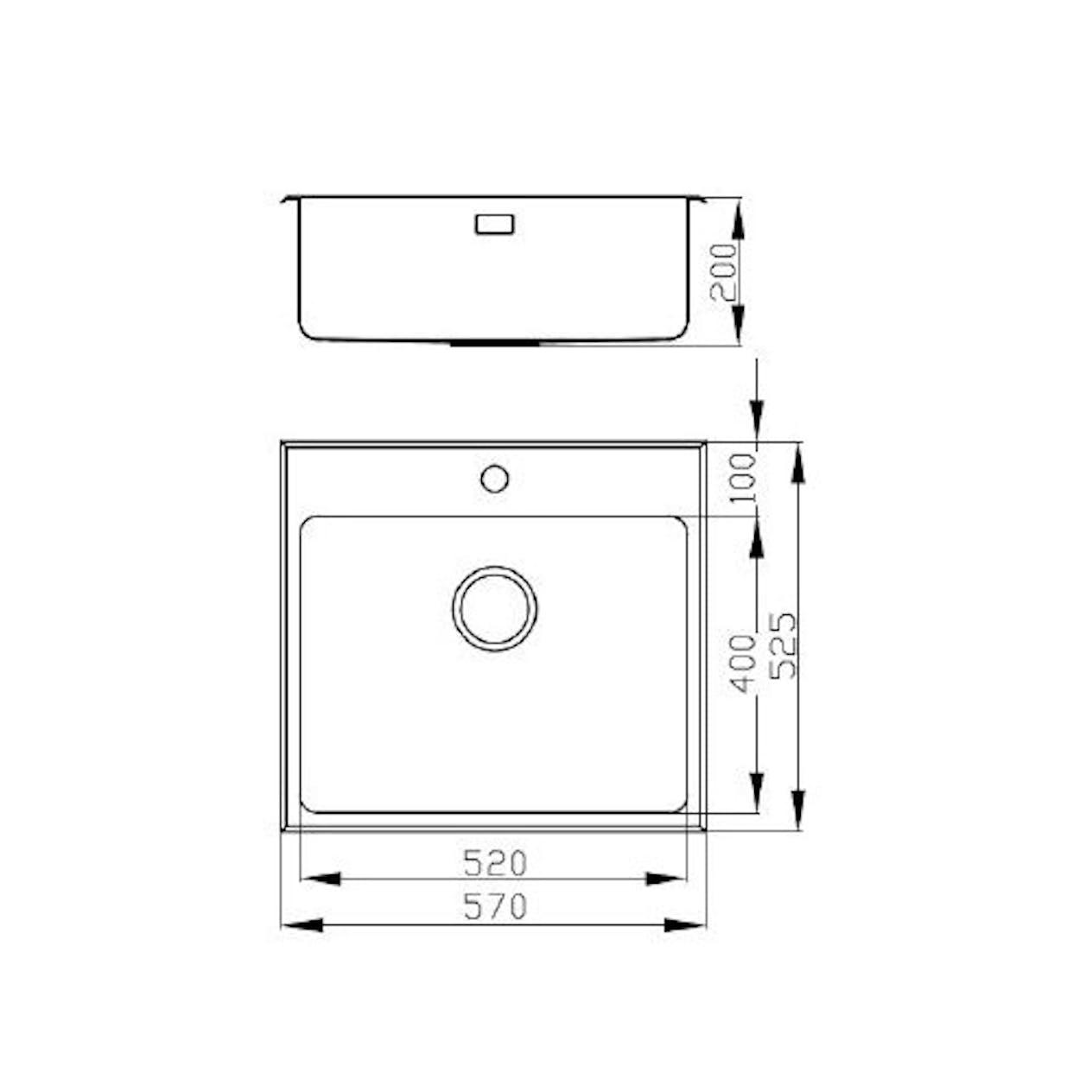 2fc1832b Diskho Nordic Tech Safir 520 B Safir520B Bygghemma.se