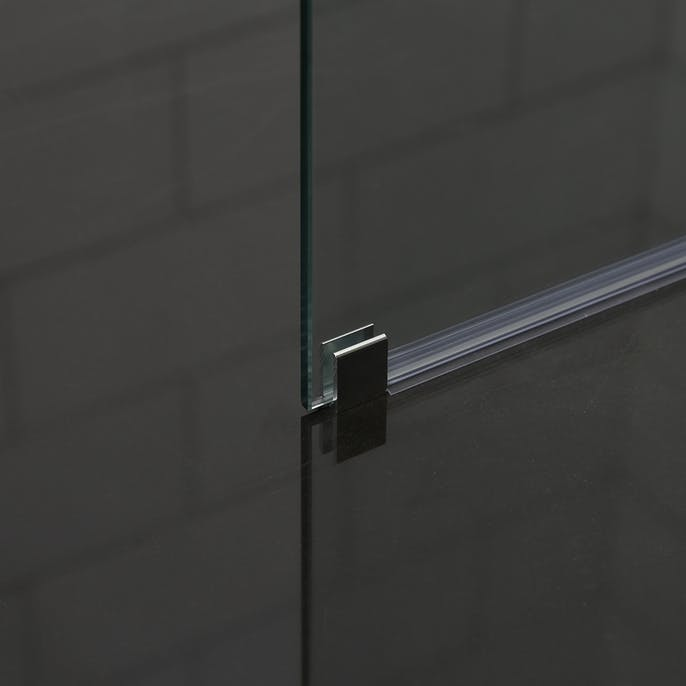 Nya Duschvägg Bathlife Mångsidig Rak MANGSIDIG700PPCVSLAB VH-14