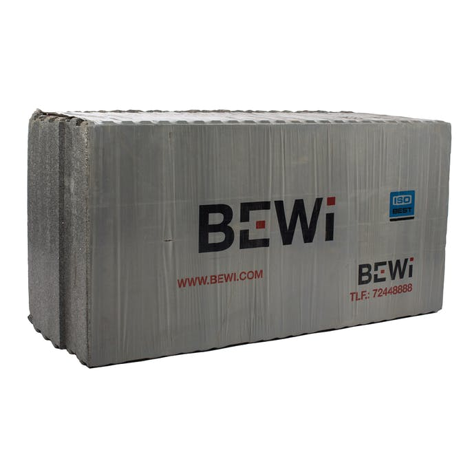 Strålande Energivägg BEWi Byggsystem 80+80 240600 GU-69