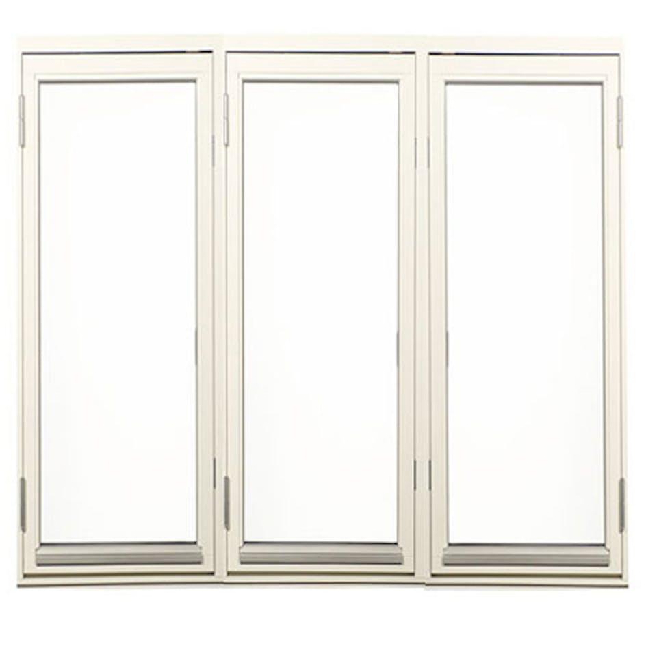 Sidohängt Fönster Outline 2-Glas Trä 3-Luft DF3 000001510-VA 4f77f33ec0aac