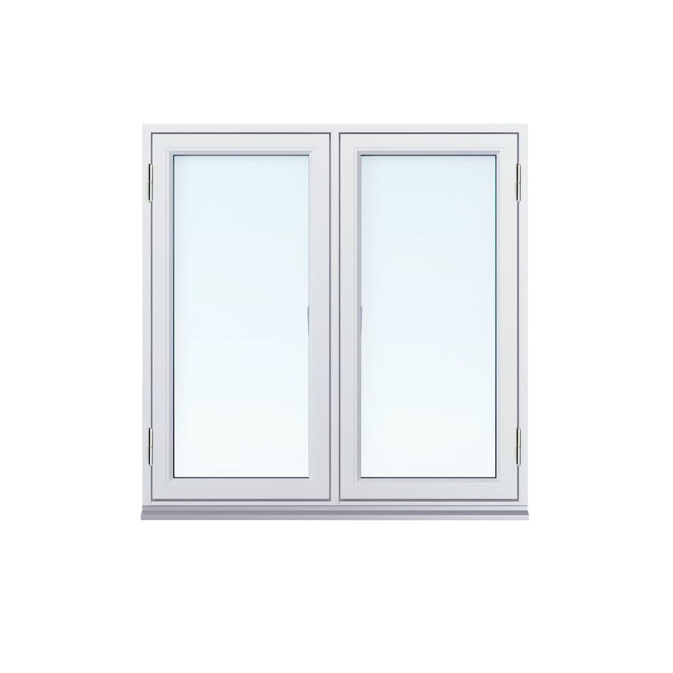 Sidohängt Fönster SP Stabil 3-Glas Trä 2-Luft 70012001100550S adf044b9a8dee
