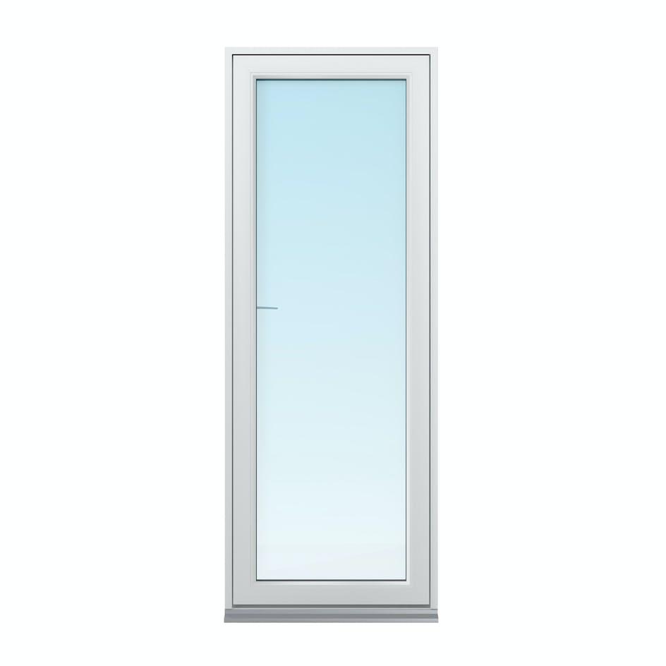 Fönsterdörr Traryd Genuin Helglasad Enkeldörr 3-Glas Trä d1fda16bb7ce3