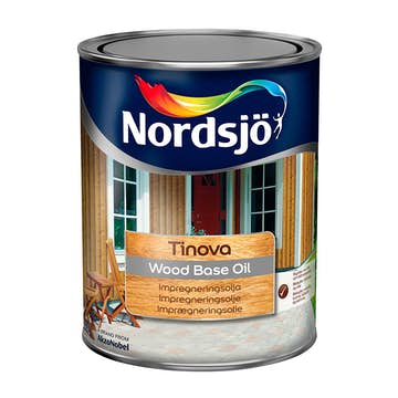 Grundolja Nordsjö Tinova Wood Base Oil