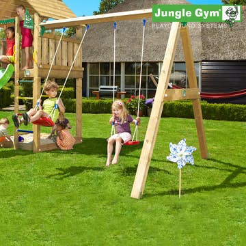 Gungställning Jungle Gym Swing Modul X-tra