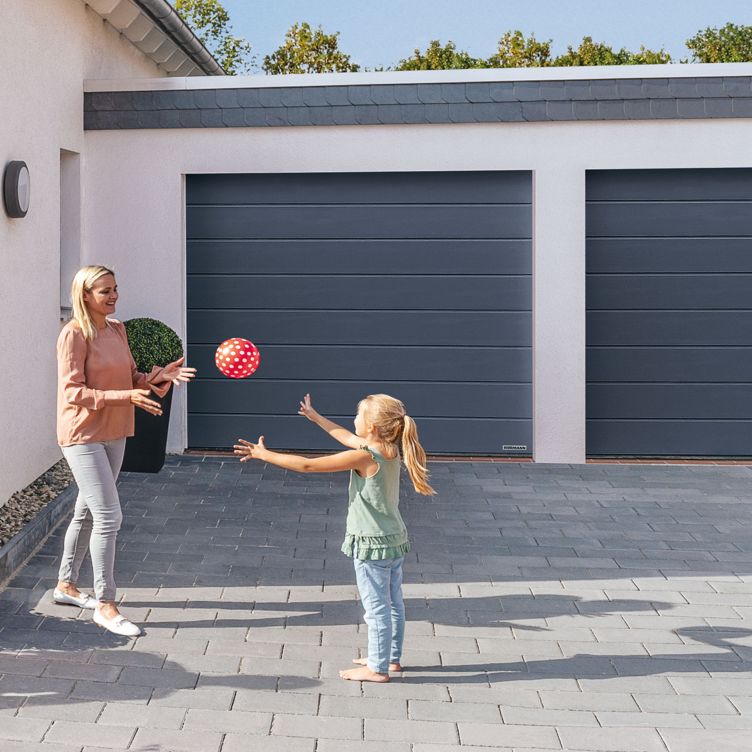 krok upp garage dörr öppnare