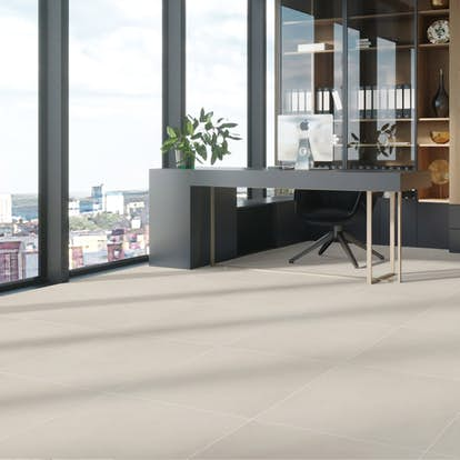 Klinker Powder Hill Ceramic Beige 60x60 cm Matt