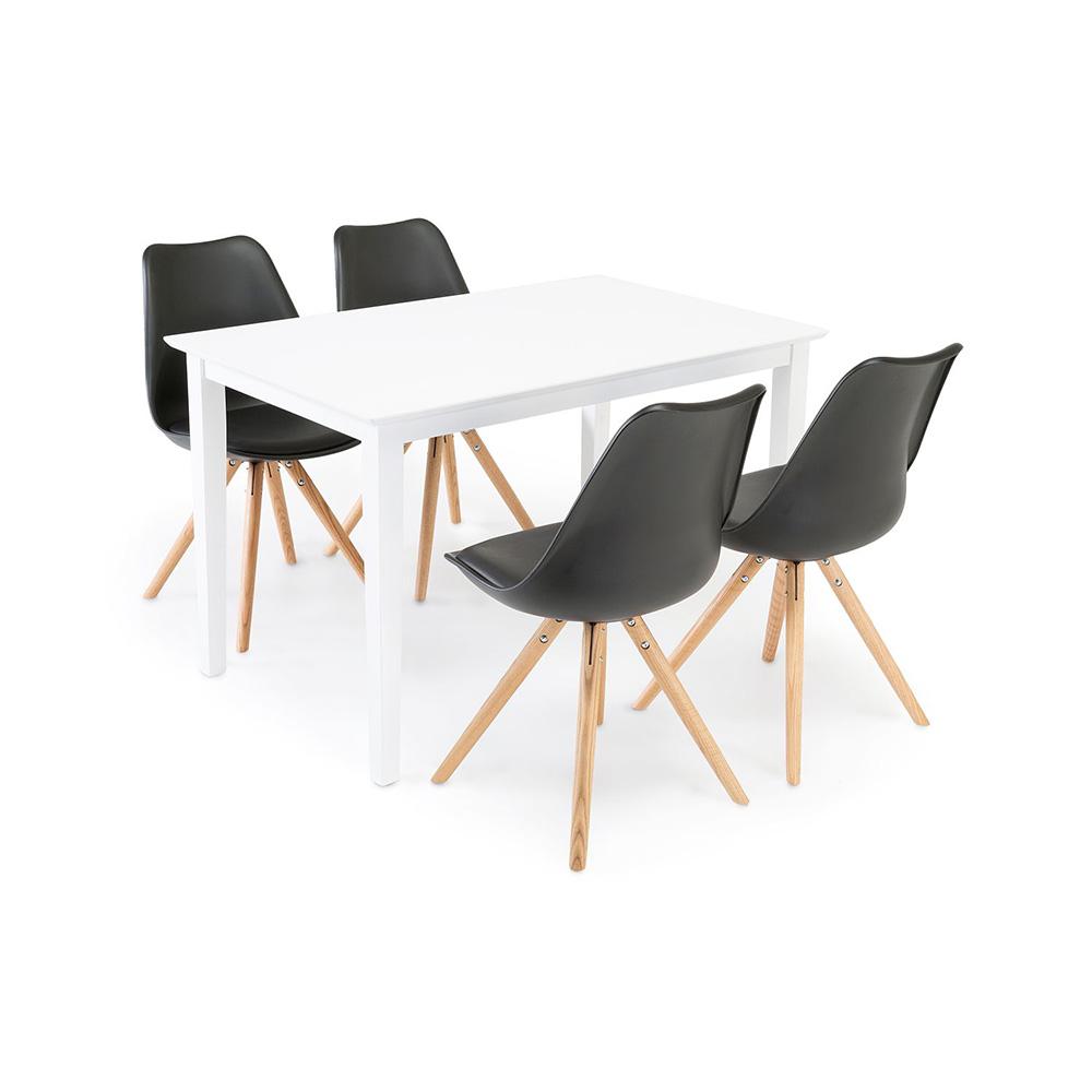 Handla från hela världen hos PricePi. carla bord 180 vit grå