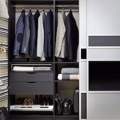 Omtyckta Garderob & förvaring - Billiga garderobssystem   Bygghemma.se OI-88