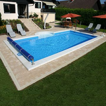 Pool Chemoform Thermoblock 8 x 4 m