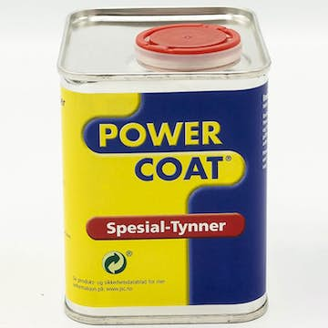 Thinner 3in1 för PowerCoat - 0,5L