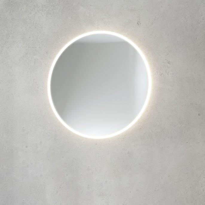 Omtalade Spegel Hafa Store Rund LED 700 1267220 Bygghemma.se KF-89