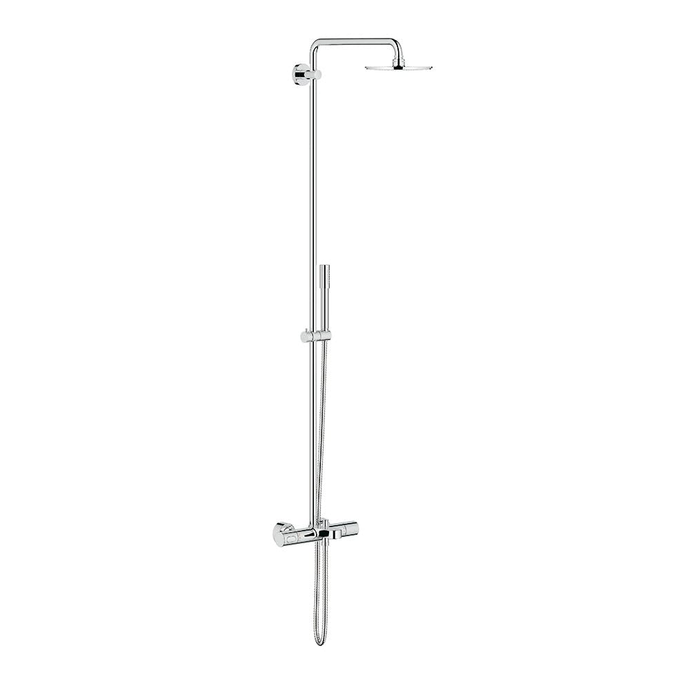 HM Regendusche Shower Element SET Duschset Grohe Thermostat Grohtherm 800