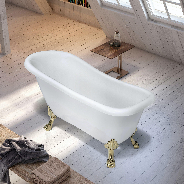 Tassbadkar Bathlife Ideal Vit TASS1530UWAVCBBB Bygghemma.se 86791ede8ee0f