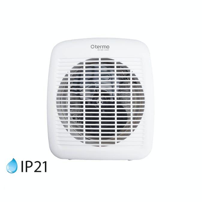 Värmefläkt Termo Enkel 2000 W