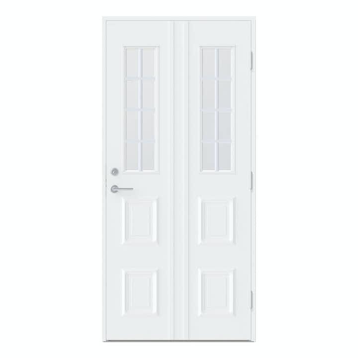 har 540 dörrar